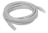 Patchcord  Category 5e FTP 2m gray