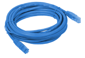 Patchcord UTP cat.5e, 3m BLUE