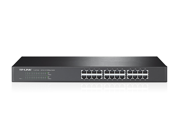 TP LINK TL-SF1024 switch 24 porty 10/100