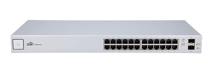 UBIQUITI Unifi Switch US-24 24 porty Gigabit , 2 porty SFP, bez