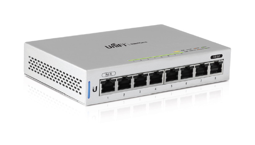 Ubiquiti Unifi Switch US-8-60W 5pack